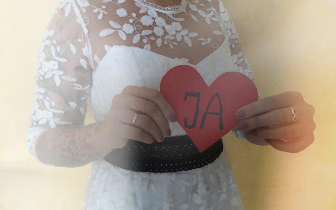 """Selbstheirat- Warum wir uns selbst ein feierliches """"JA"""" geben sollten"""